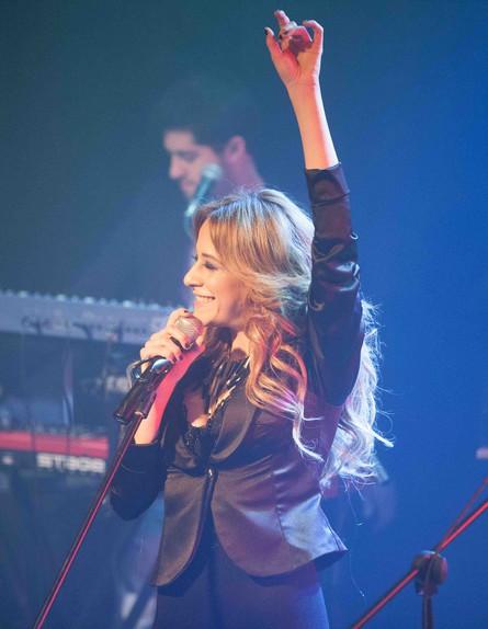דנה לפידות הופעה (צילום: ליאור פינקסון)