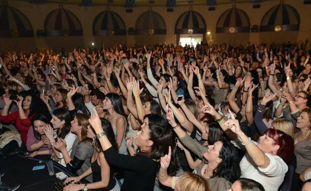 פסטיבל נשים, קהל (צילום: שרון רביבו)