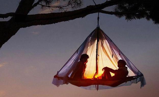 חמישייה אוהל תלוי (צילום: www.blackdiamondequipment.com)