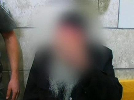 רב בכיר חשוד בהטרדה מינית, צילום ארכיון (צילום: חדשות 2)
