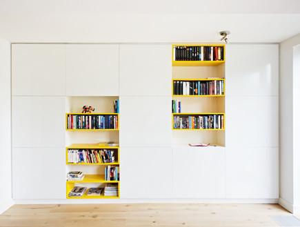 אטלייה, ספרייה בארון