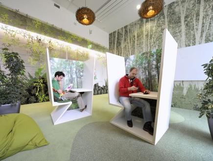 משרדי גוגל בציריך, שווייץ