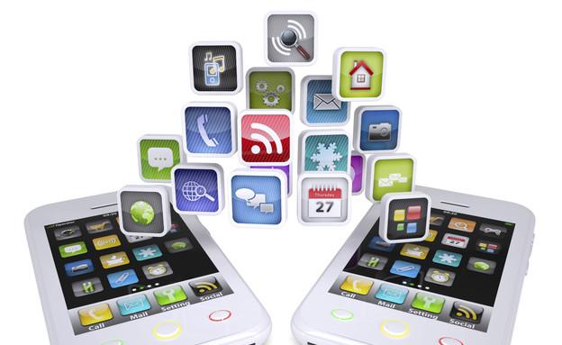 אפליקציות (צילום: Thinkstock)