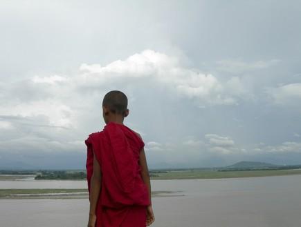 ילד נזיר - אילוסטרציה
