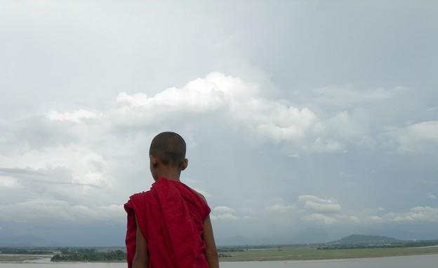 ילד נזיר - אילוסטרציה (צילום: אימג'בנק / Thinkstock)