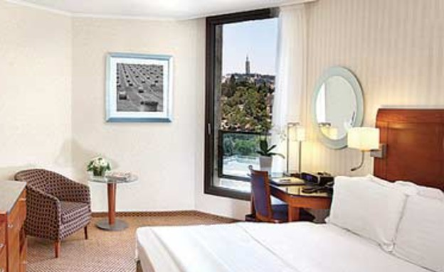 מלון ענבל בירושלים (צילום: דניאל לילה, גלובס)