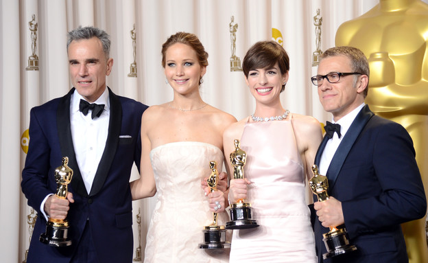הזוכים בפרסי השחקנים (צילום: Jason Merritt, GettyImages IL)