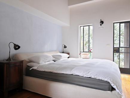 איך מתאימים טפט לחדר שינה קטן ?