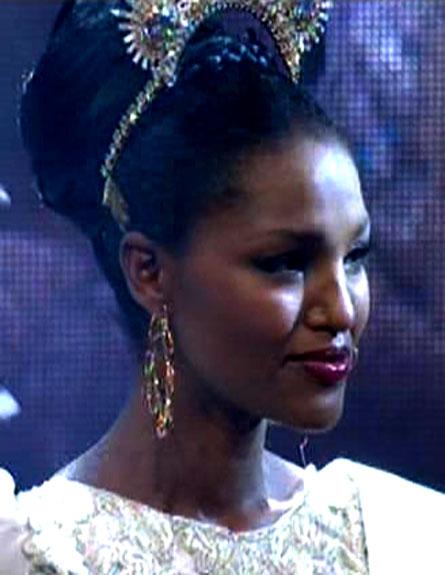 תחרות  מלכת היופי יטאייש איינאו (צילום: חדשות 2)