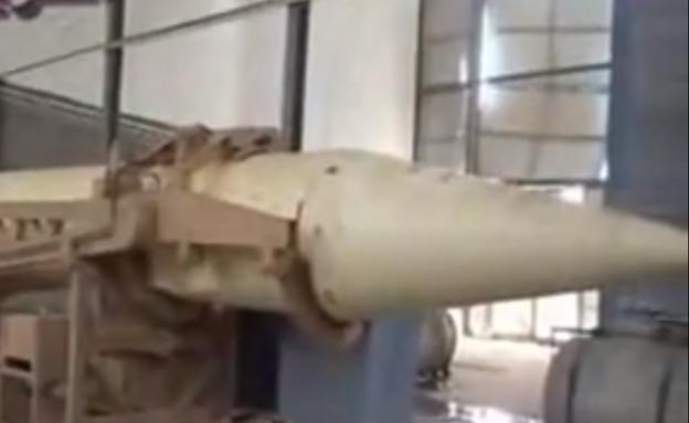 סקאדים אצל המורדים בסוריה