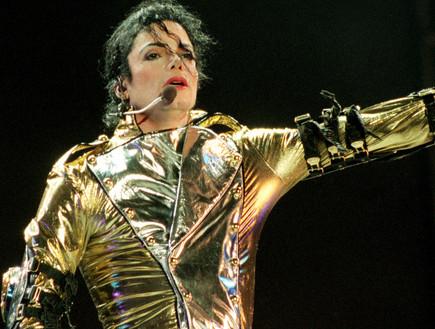 מייקל ג'קסון (צילום: Phil Walter, GettyImages IL)