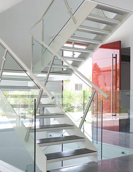 מדרגות, מרק טופילסקי