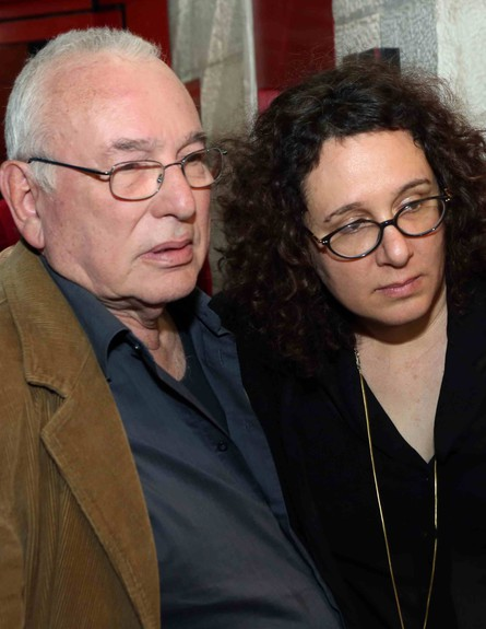 פרמיירה משפחות - ירון לונדון ודניאלה לונדון (צילום: עודד קרני)