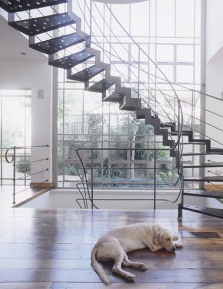 מדרגות, ארטפרו סדנת ברזל