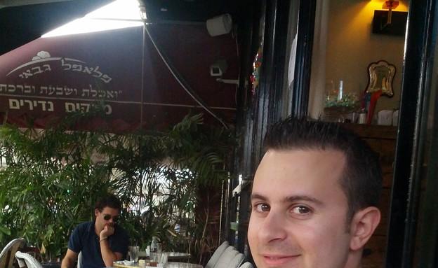 """דניאל זעפרני מארה""""ב (צילום: לימור בן-רומנו)"""