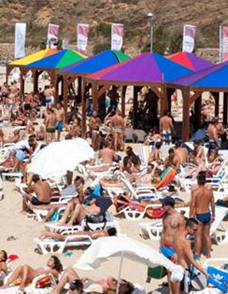 """עיריית ת""""א משיקה קמפיין תיירות גאה (צילום: עיריית תל אביב יפו)"""