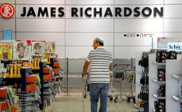 'יימס ריצ'רדסון (צילום: גלובס)