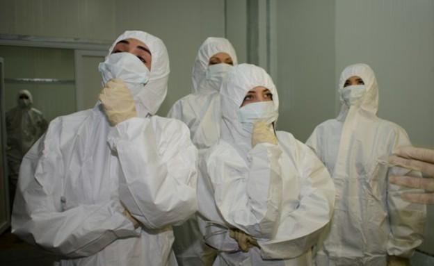 רוסלנה רודינה, קארין כהן, מיכל אמדורסקי וסופיה טייב (צילום: נטלי אביטל)
