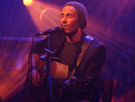 נתן גושן השקת אלבום שני (צילום: ענבל צח)