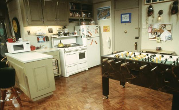 סדרות, חברים כדורגל שולחן (צילום: www.fanpop.com)