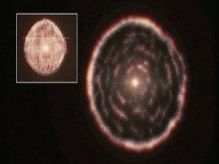 תמונת מהפינות הרחוקות של היקום