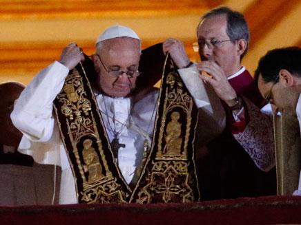 יבקר בישראל? האפיפיור החדש