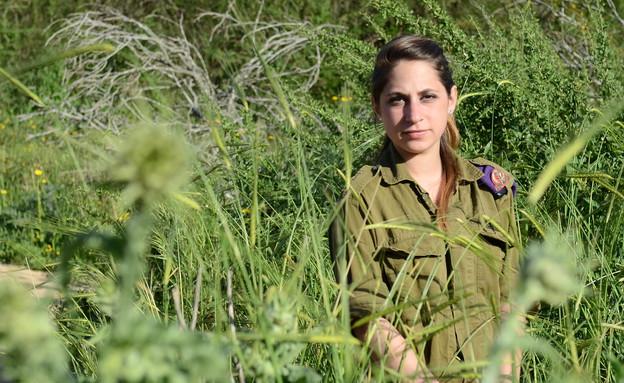 """רימה באבו (צילום: ליאור עפרון, עיתון """"במחנה"""")"""