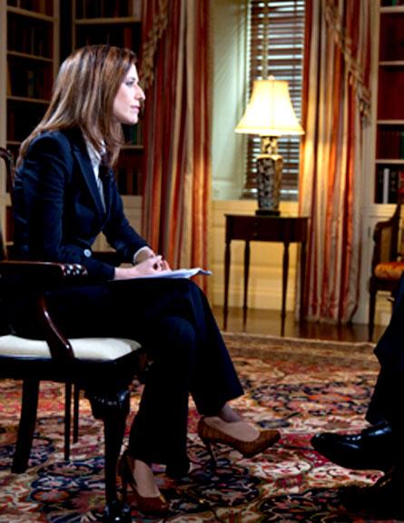יונית לוי, ברק אובמה (צילום: Official White House Photo by Pete Souza)