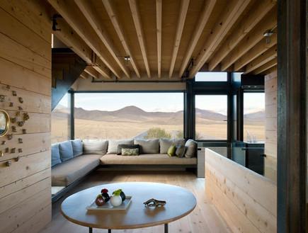בית במדבר, שטולחן עגול