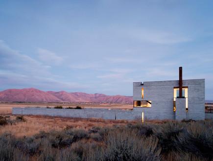 בית במדבר, גדר