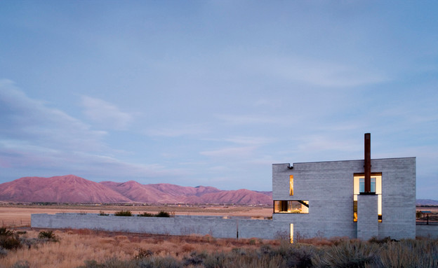 בית במדבר, גדר (צילום: Tim Bies)