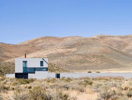 בית במדבר, חוץ