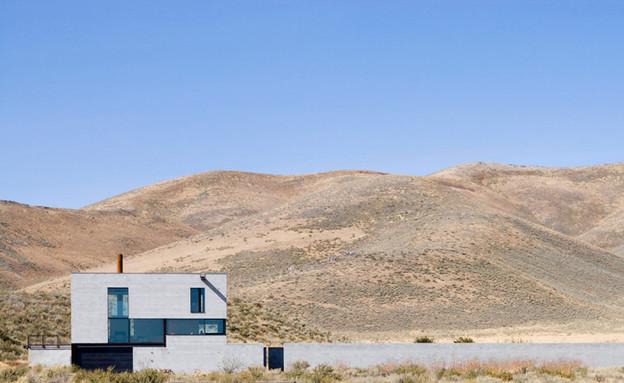 בית במדבר, חוץ (צילום: Tim Bies)