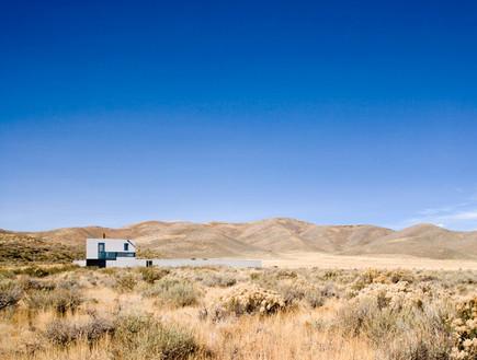 בית במדבר, נוף מרחוק