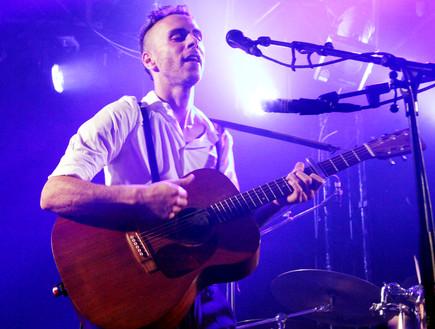 אסף אבידן בבארבי מרץ 2013 (צילום: אורית פניני)