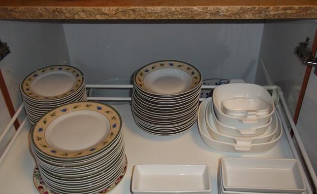 ארונות מטבח, אחרי צלחות (צילום: שרית גושן פנטי )