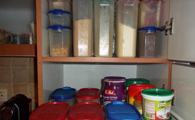 ארונות מטבח, אחרי קופסאות (צילום: שרית גושן פנטי )