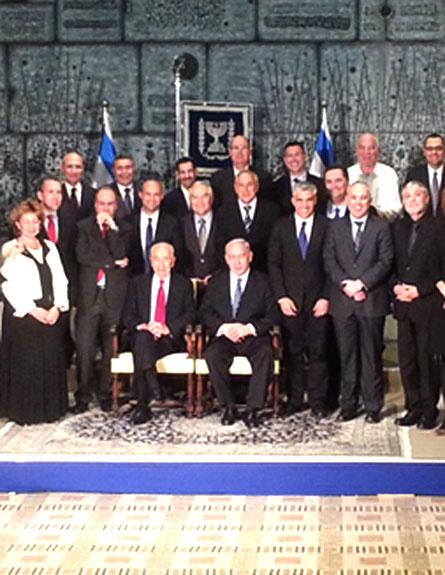 ממשלת ישראל (צילום: יוסי זילברמן, חדשות 2)