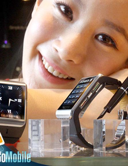 סמסונג נכנסת לתחרות הענקים במירוץ למכשירי העתיד (צילום: lets go mobile)