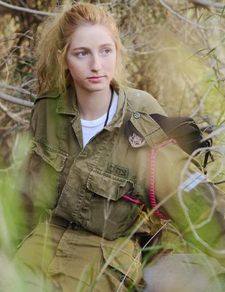 """נועה גורן (צילום: יעל שלח, עיתון """"במחנה"""")"""