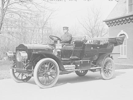 המכוניות של נשיאי ארצות הברית