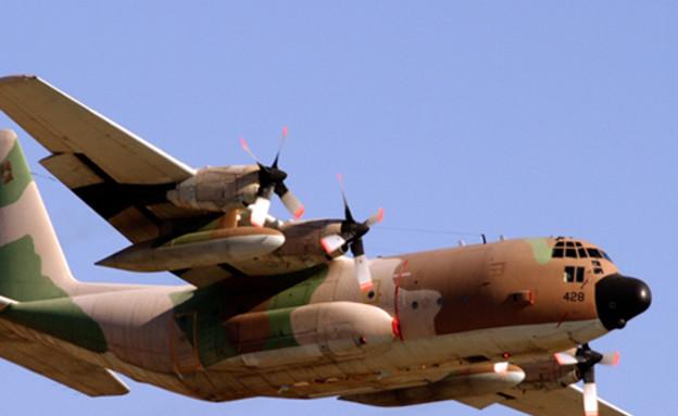 מטוס קרנף (צילום: אתר חיל האוויר)