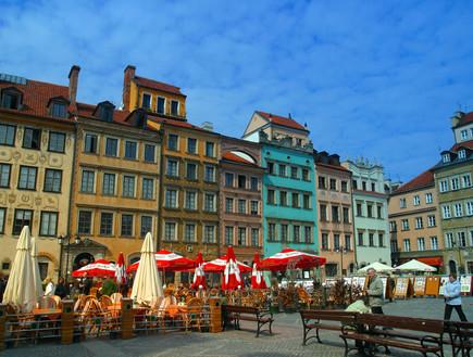 ורשה, יעדים 2013