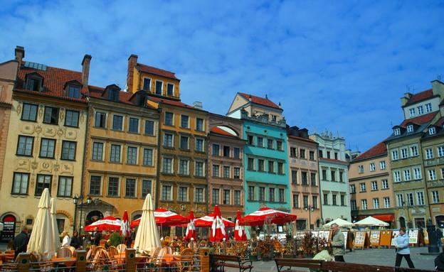 ורשה, יעדים 2013 (צילום: אימג'בנק / Thinkstock)