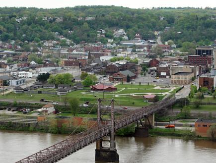 עיר סטיובנוויל שבאוהיו