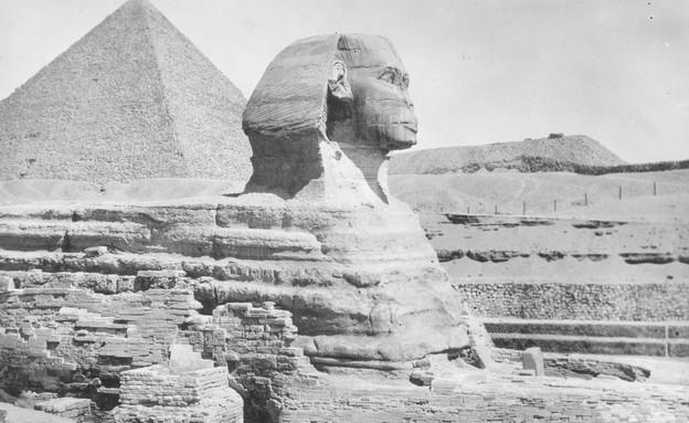 פירמידות הפרעונים (צילום: Hulton Archive, GettyImages IL)