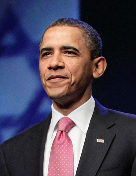 אובמה נפרד, אנחנו נפרדים (צילום: AP)