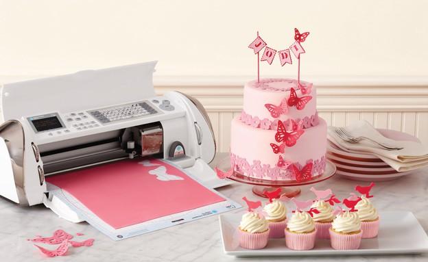 חמישייה, מדפסת עוגות (צילום: www.amazon.com)