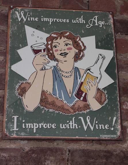 קארין, שלט יין