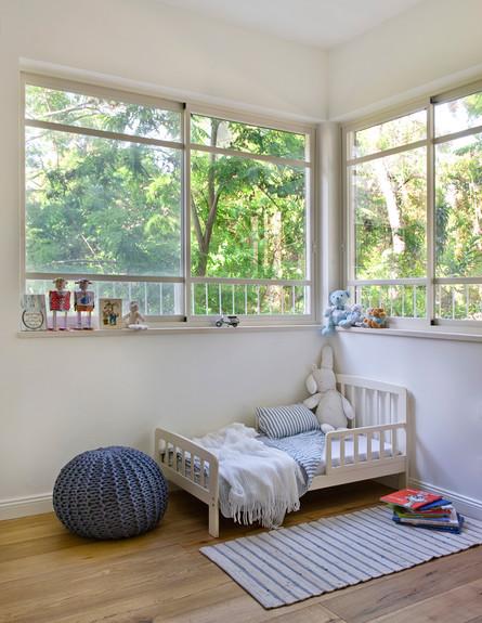דירה ישנה, חדר ילדים (צילום: גלית דויטש דביר)